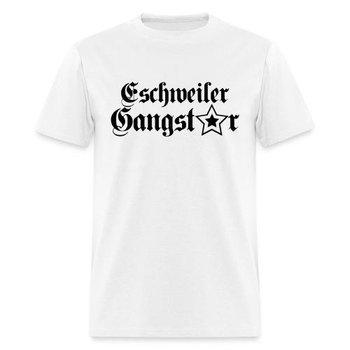 Eschweiler Gangster White - Men's T-Shirt