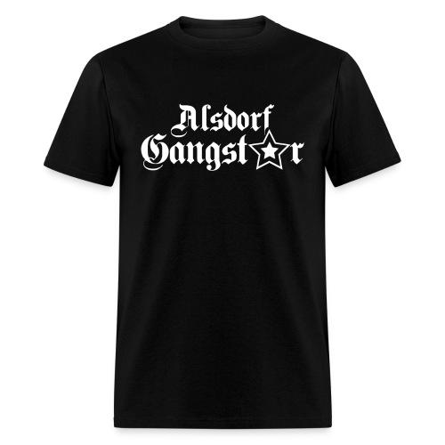 Alsdorf Gangster Black - Men's T-Shirt