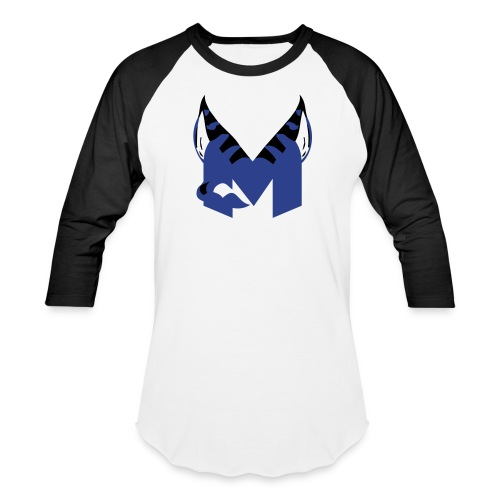Muro The Lynx / Iconic the Jam Baseball Tee - Baseball T-Shirt