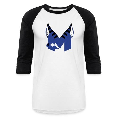 Muro The Lynx / Iconic the Jam Baseball Tee - Baseball T-Shirt