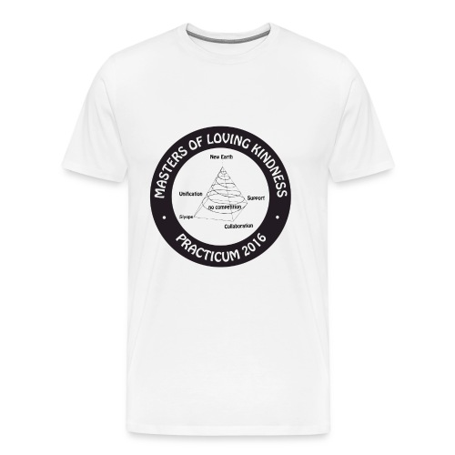 Practicum 2016 Men's T-Shirt  - Men's Premium T-Shirt