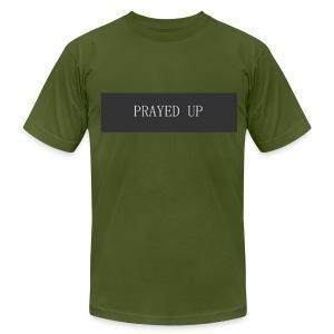 Prayed Up Tee - Men's Fine Jersey T-Shirt