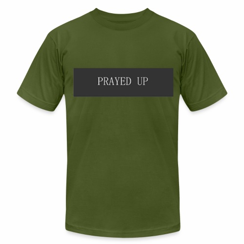 Prayed Up Tee - Men's Fine Jersey T-Shirt