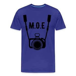 Team M.O.E shirt - Men's Premium T-Shirt