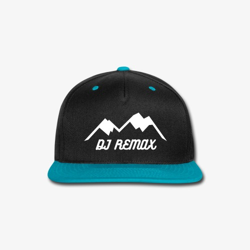 DJ Remax X Alaska Trucker Hat - Snap-back Baseball Cap