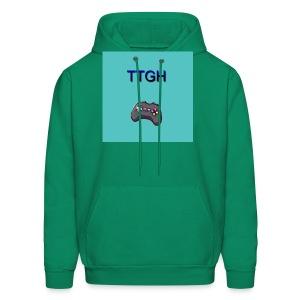 TTGH Green Hoodie - Men's Hoodie