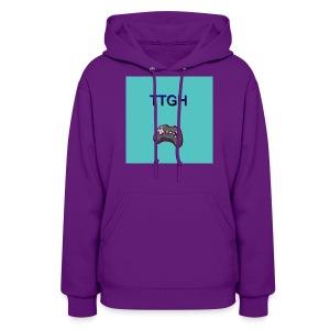 TTGH Purple Hoodie - Women's Hoodie