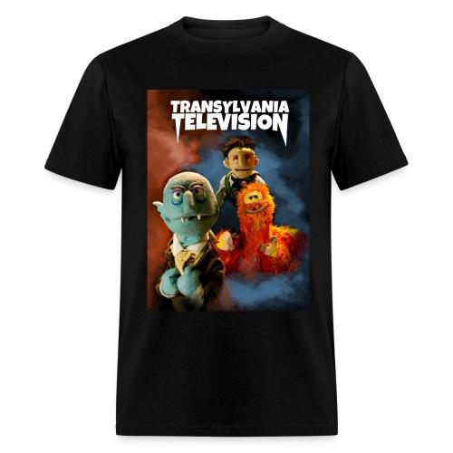 TVTV Full Color Crew - Men's T-Shirt