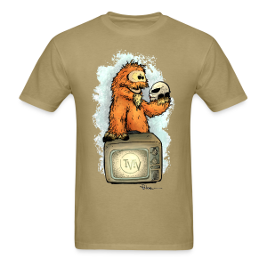David Petersen Furry - Men's T-Shirt