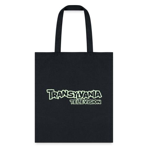 Glow Logo Tote - Tote Bag