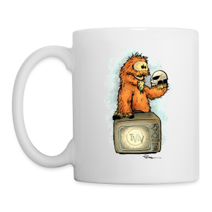 Petersen Furry Mug - Coffee/Tea Mug