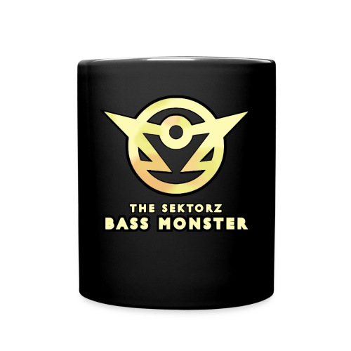 The SektorZ Bass Monster - Full Color Mug
