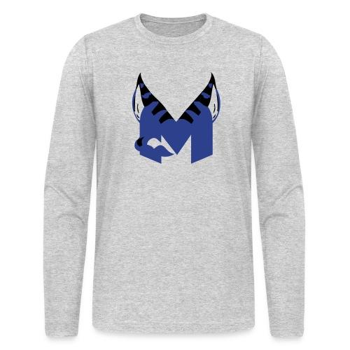 Mens long sleeve Muro Logo shirt  - Men's Long Sleeve T-Shirt by Next Level