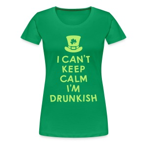 St. Patrick's Day - Women's Premium T-Shirt
