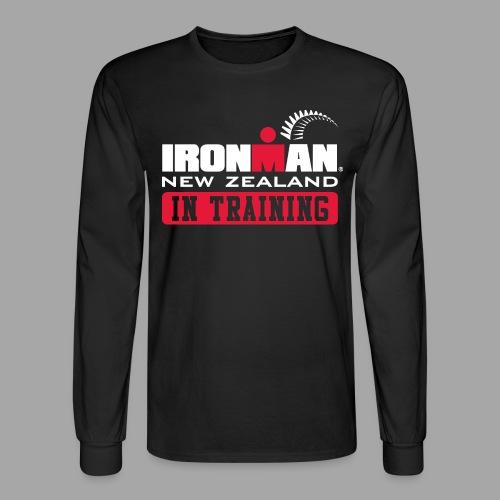 IM New Zealand In Training Men's Long Sleeve T-shirt - Men's Long Sleeve T-Shirt