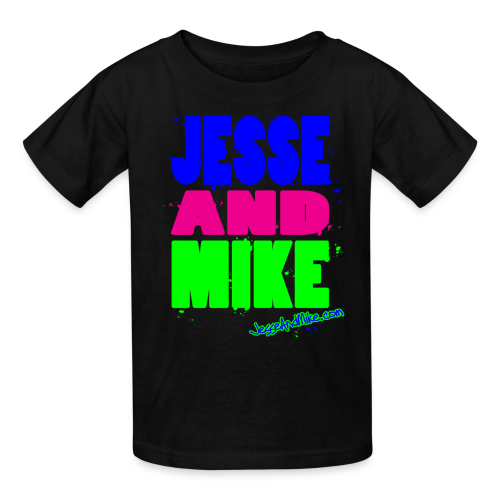 Jesse and Mike Tee - Kid's - Kids' T-Shirt