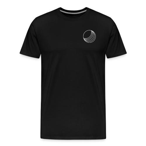 POMNA T-Shirt Black - Men's Premium T-Shirt