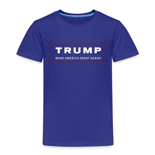 Presidental Trump - Toddler Premium T-Shirt