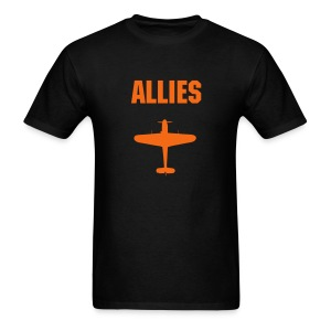 Allies Fighter Dark Tee - Men's T-Shirt