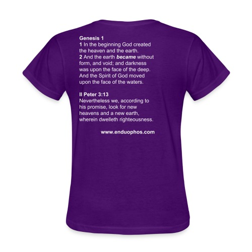 3 heavens and earths - Women's T-Shirt