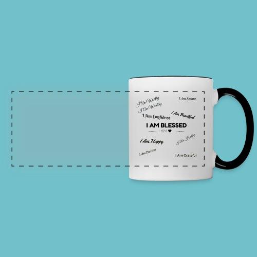 I AM - Panoramic Mug