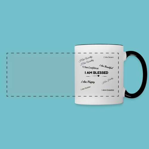 I AM - Panoramic Mug