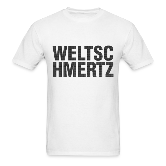 Weltschmertz Tshirt (US)