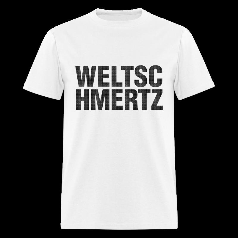 Weltschmertz Tshirt (US) - Men's T-Shirt