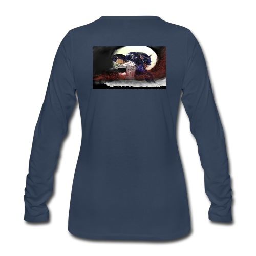 Journey to the Black Woods (woman long sleeve shirt) - Women's Premium Long Sleeve T-Shirt