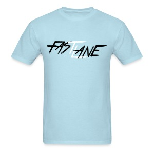 Fast Lane (B/W) - Men's T-Shirt