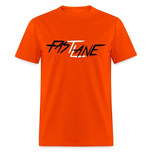 Fast Lane (B/W) - Men's T-Shirt
