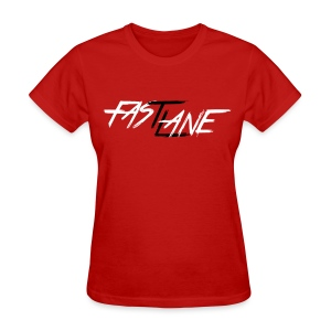 Fast Lane (W/B) - Women's T-Shirt