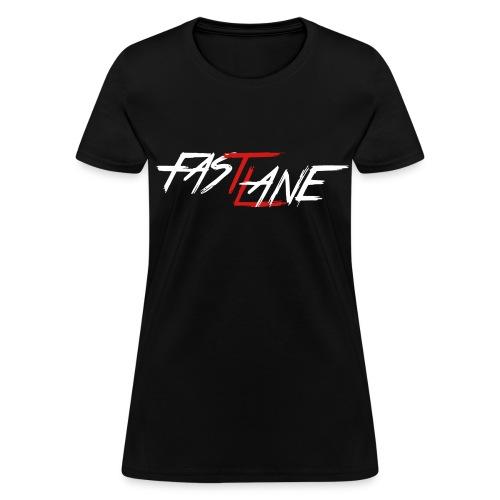 Fast Lane (W/R) - Women's T-Shirt