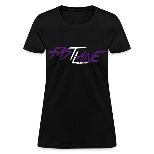 Fast Lane (P/W) - Women's T-Shirt