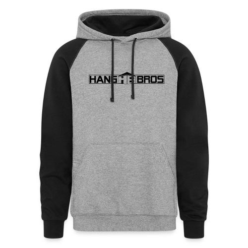 HANGBROS work shirt - Colorblock Hoodie