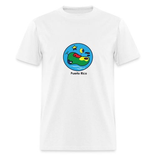 Colores de Puerto Rico - Men - Men's T-Shirt