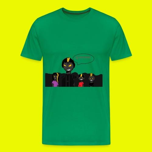 join the viper army shirt - Men's Premium T-Shirt