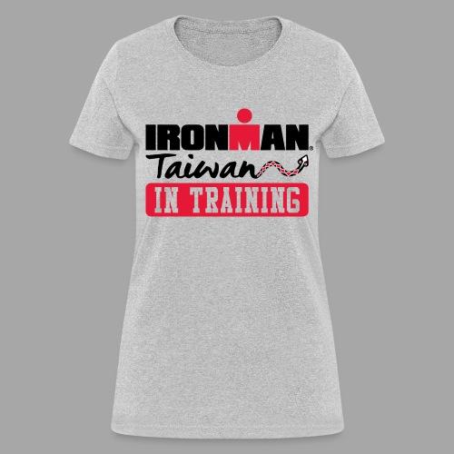 IRONMAN Taiwan In Training Women's T-shirt - Women's T-Shirt