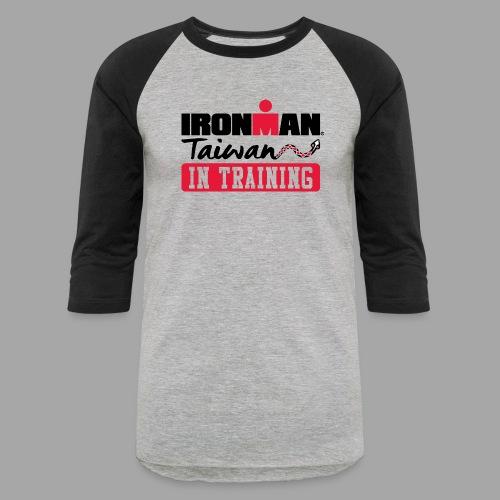 IRONMAN Taiwan In Training Men's Baseball T-shirt - Baseball T-Shirt
