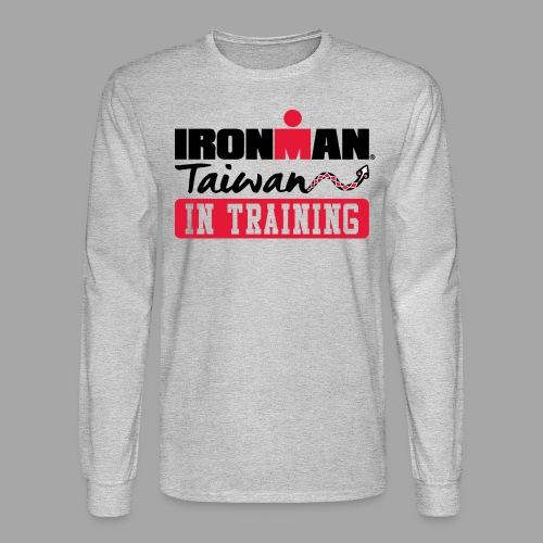 IRONMAN Taiwan In Training Men's Long Sleeve T-shirt - Men's Long Sleeve T-Shirt