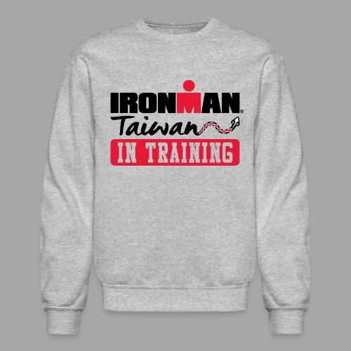 IRONMAN Taiwan In Training Men's Crewneck Sweatshirt - Crewneck Sweatshirt