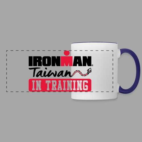 IRONMAN Taiwan In Training Coffee Mug - Panoramic Mug