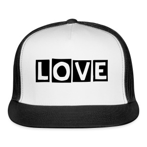 Love - Hat  - Trucker Cap