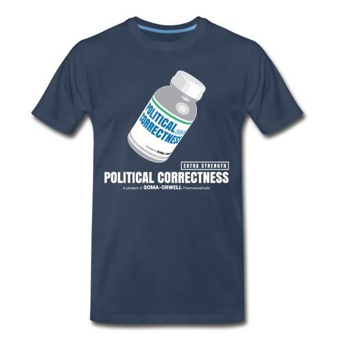 Political Correctness ES T-Shirt - Men's Premium T-Shirt