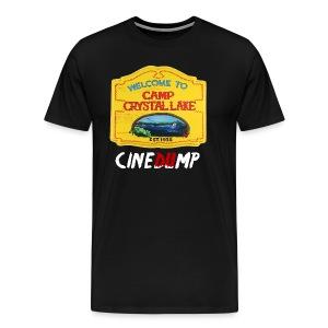 Dumpday the 13th - Men's Premium T-Shirt
