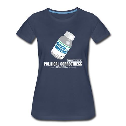 Political Correctness ES T-Shirt - Women's Premium T-Shirt