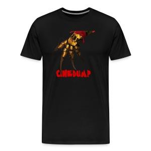 Nightmare on Dump Street - Men's Premium T-Shirt