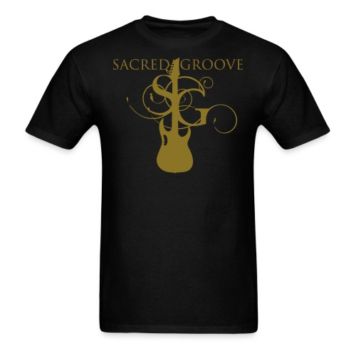 SG Guitar Symbol Men's T-shirt - Men's T-Shirt