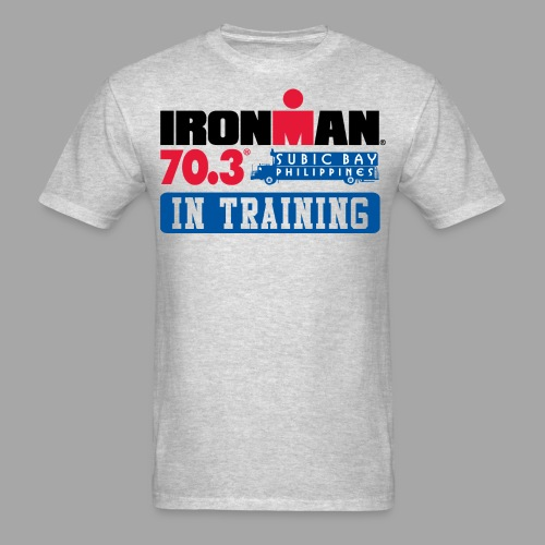 IRONMAN 70.3 Subic Bay Philippines In Training Men's T-shirt - Men's T-Shirt