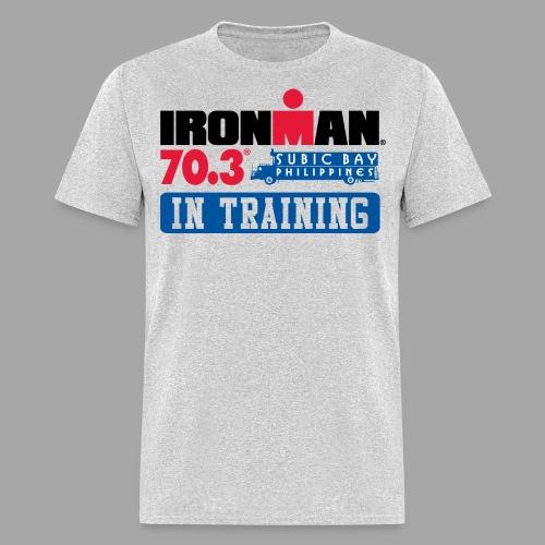 IRONMAN 70.3 Subic Bay Philippines In Training Men's T-shirt - Men's T-Shirt